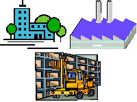 一般事務所、工場、倉庫など セキュリティ 名古屋 防犯設備