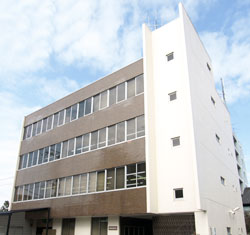 中日電機工業株式会社外観 セキュリティ 名古屋 商社